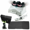 Set Terrezen Chi Machine Vitalizer Luxe infrarouges originale et tapis infrarouges passifs céramique RELAX