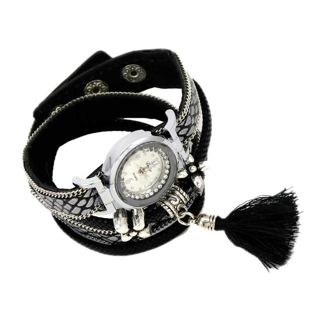Montre-bracelet-multirang-double-tour-quartz-noir-Mes-Bijoux-Bracelets-com-M0032-6