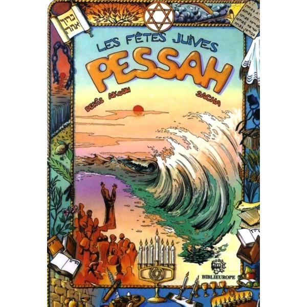 BD les fêtes juives - PESSAH