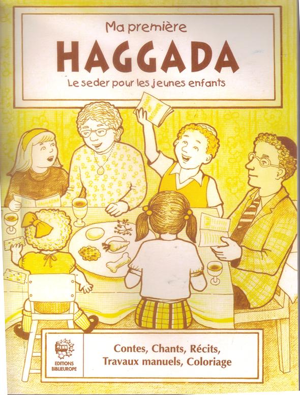 Ma première Haggada