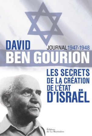 David Ben Gourion Journal 1947-1948