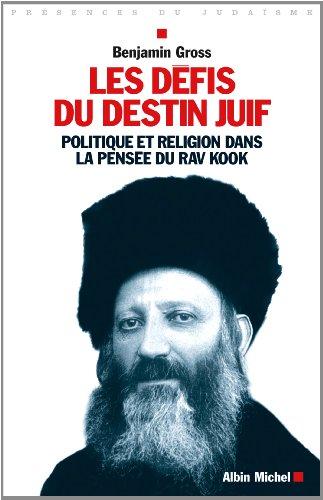 defis du destin juif