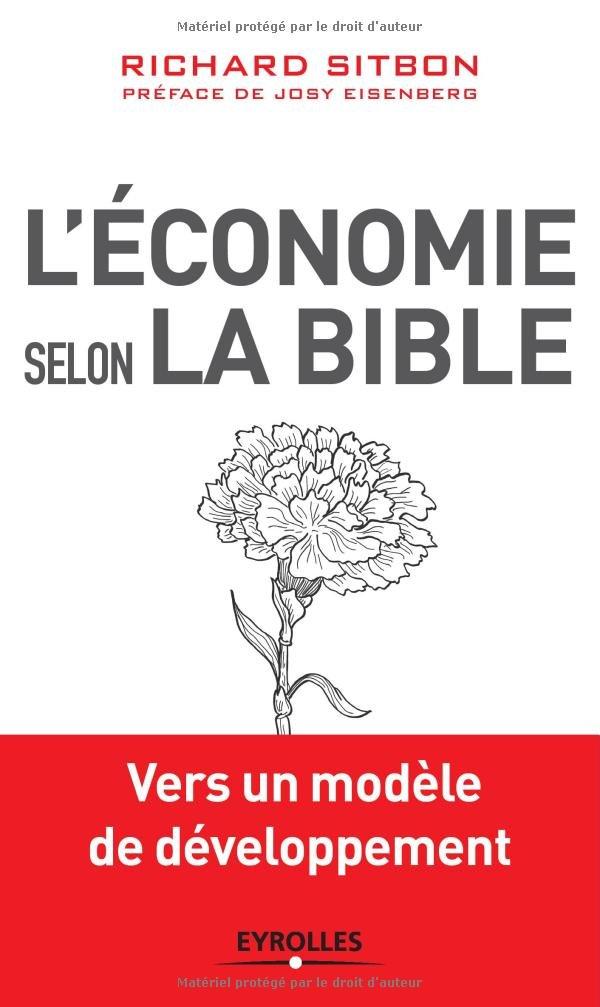 L\'économie selon la Bible