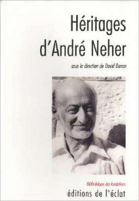 Heritages d\'André neher