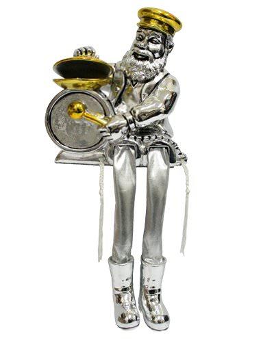 Figurine Hassid Tambour