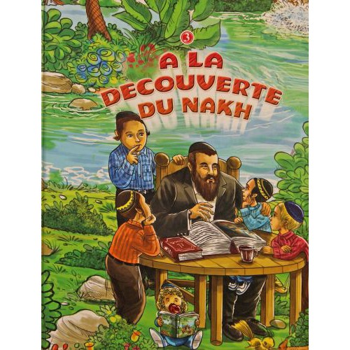 A la decouverte du Nakh volume 1
