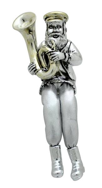 figurine tuba