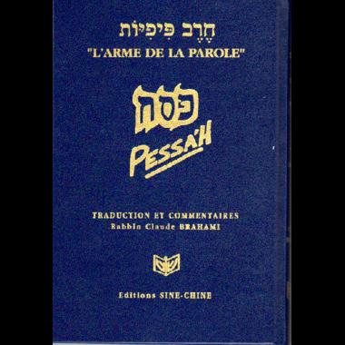 Pessah traduit et commenté collection l\'arme de la parole