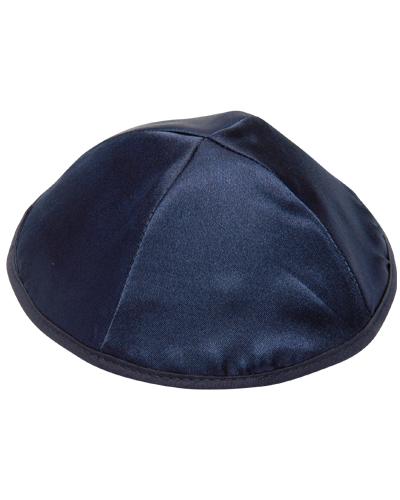 Kippa bleue nuit en lot de 6 UK00381