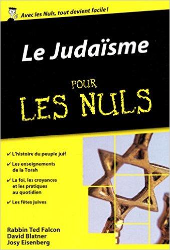 Le Judaïsme pour les nuls poche
