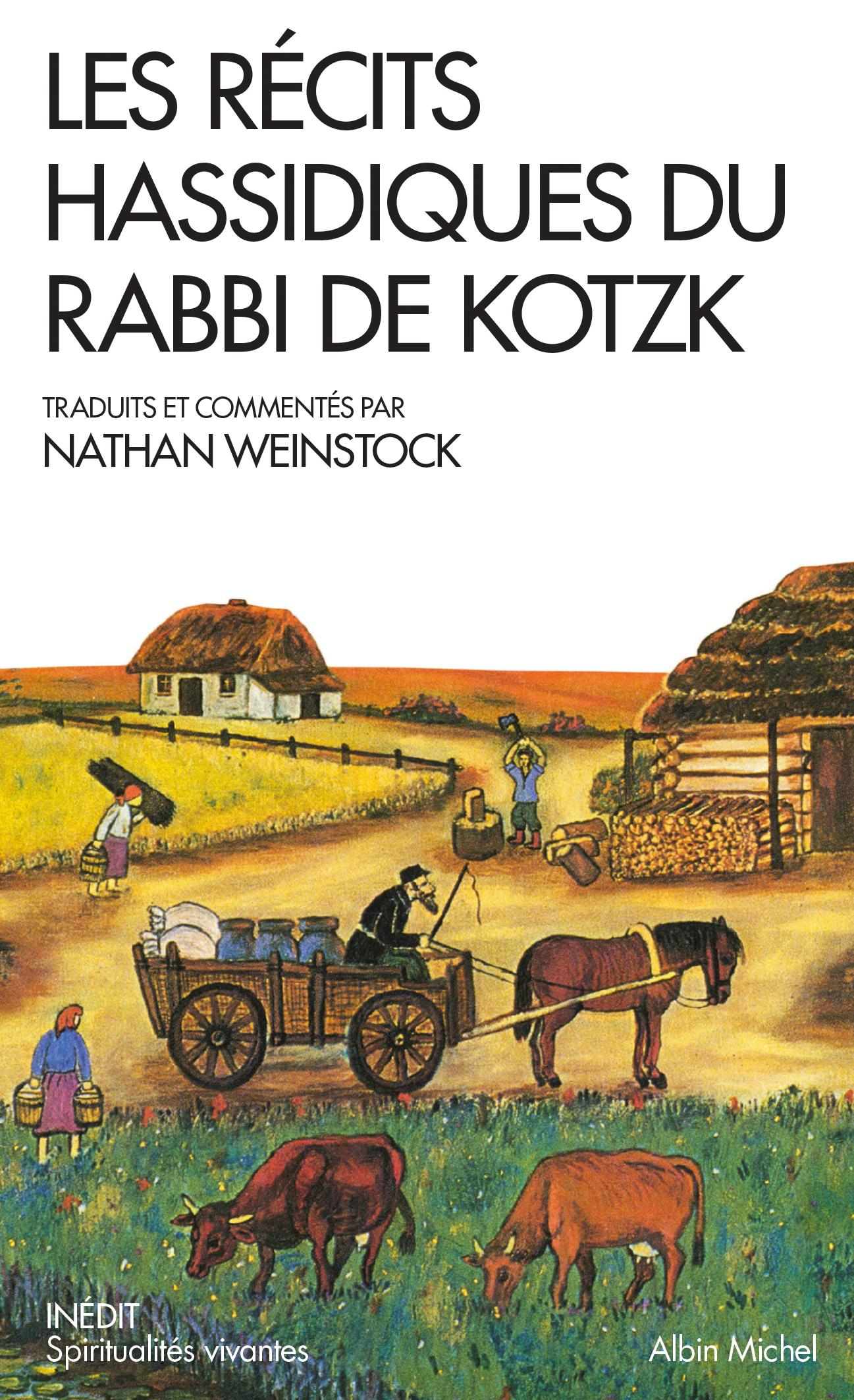 Les récits hassidiques du rabbi de Kotzk