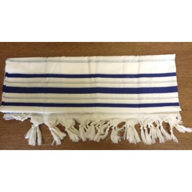 Talit Gadol pré Bar Mitsvah taille 50