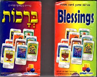 jeu de cartes bénédictions