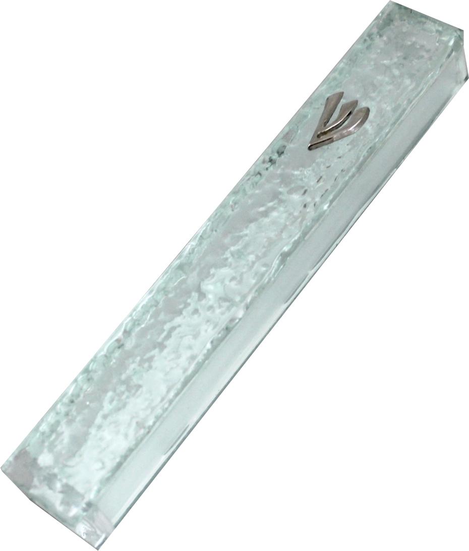 Mezouza en verre 7 cm