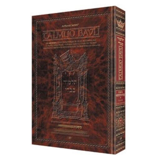 Le Talmud bilingue Artscroll Traité Sanhédrin vol 1