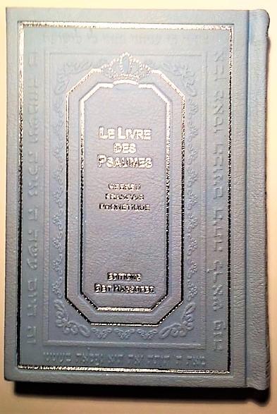 Psaumes Hébreu-Français-Phonétique Moyen format