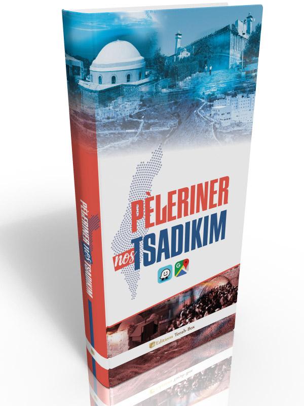 Péleriner nos Tsadikim - Torah Box