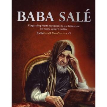 Baba Salé - livre illustré