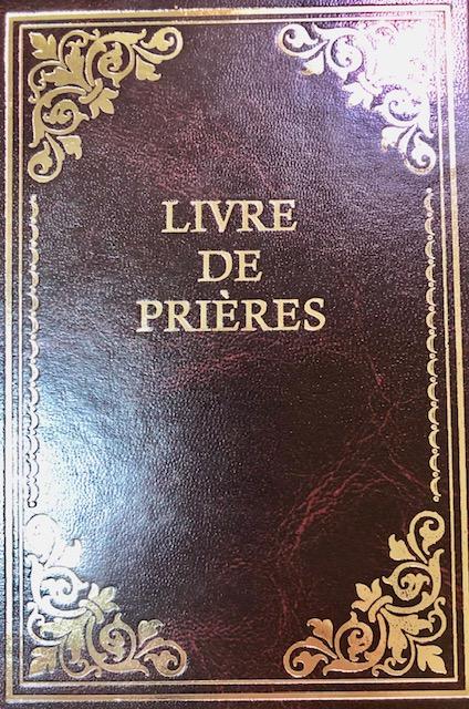 Livre de prières journalières SINAI Hebreu Français format Moyen