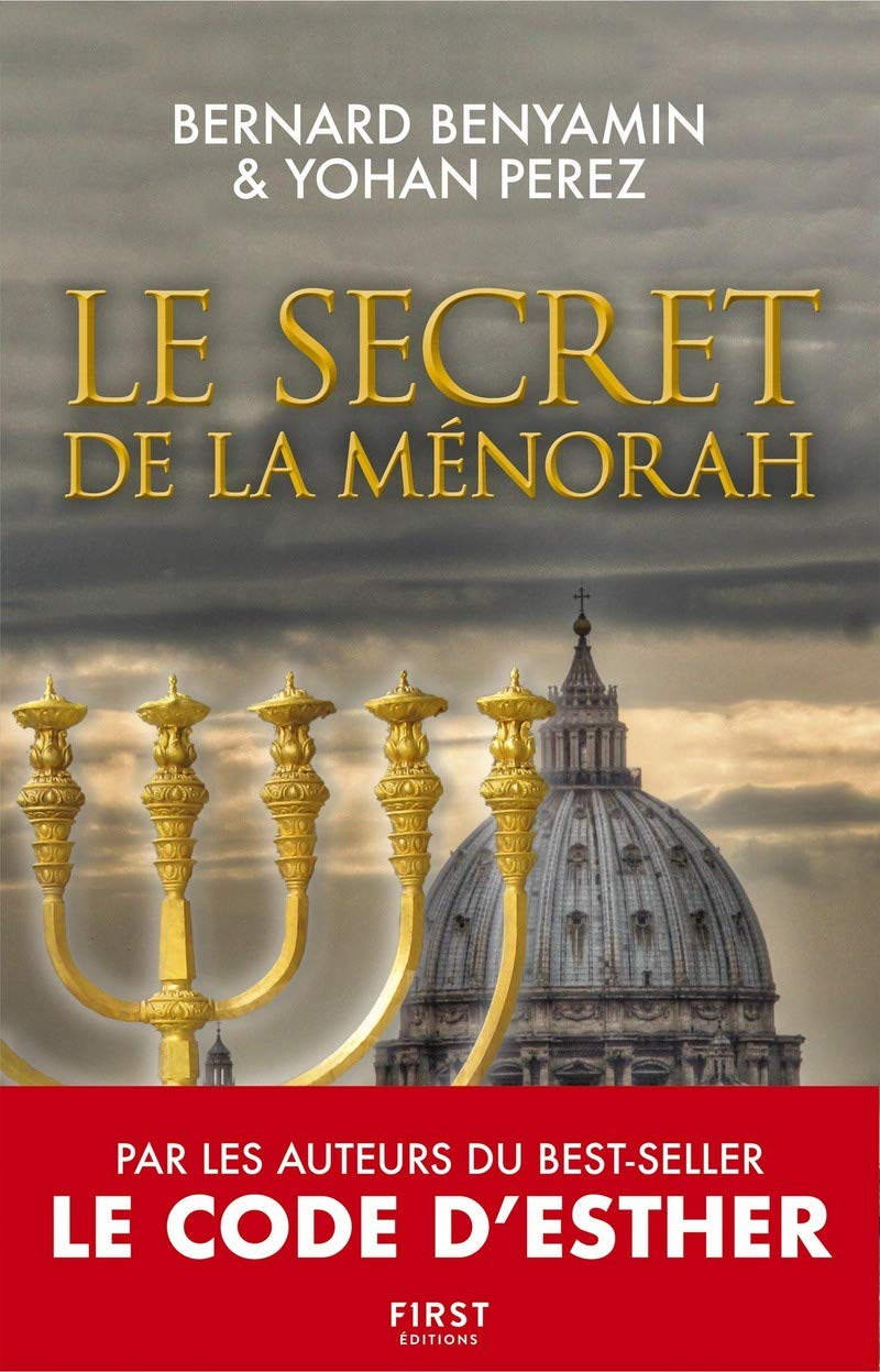 Le secret de la Menorah - B Benyamin et Y Perez