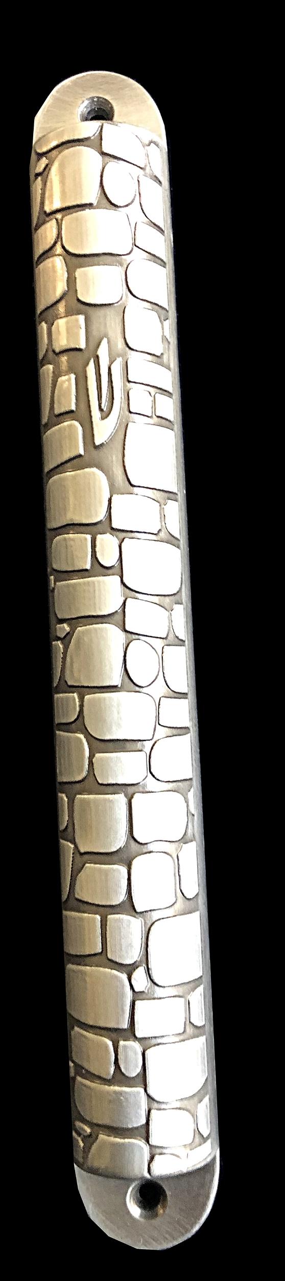 Mezouza style pierre de Jerusalem 29
