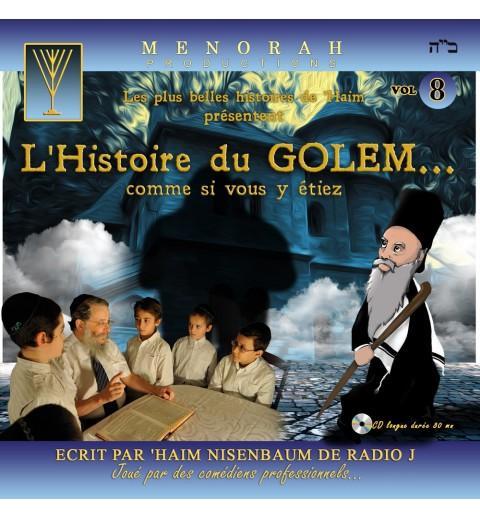 L\'Histoire du Golem... CD audio