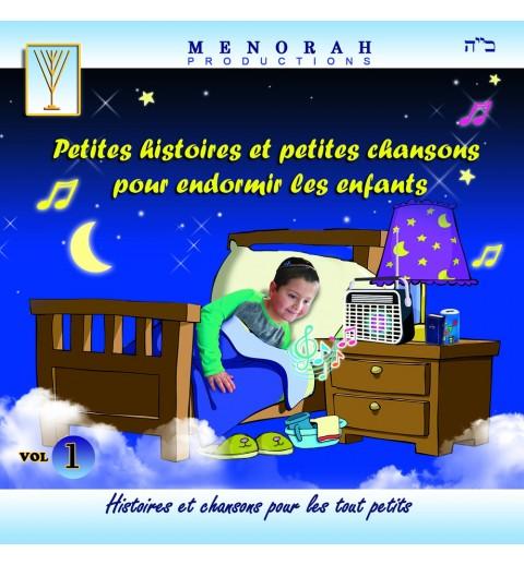 Petites histoires et petites chansons pour endormir les enfants