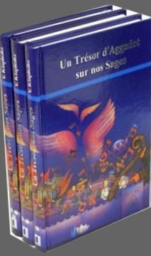 Un trésor de Aggadoth sur nos sages en 3 volumes