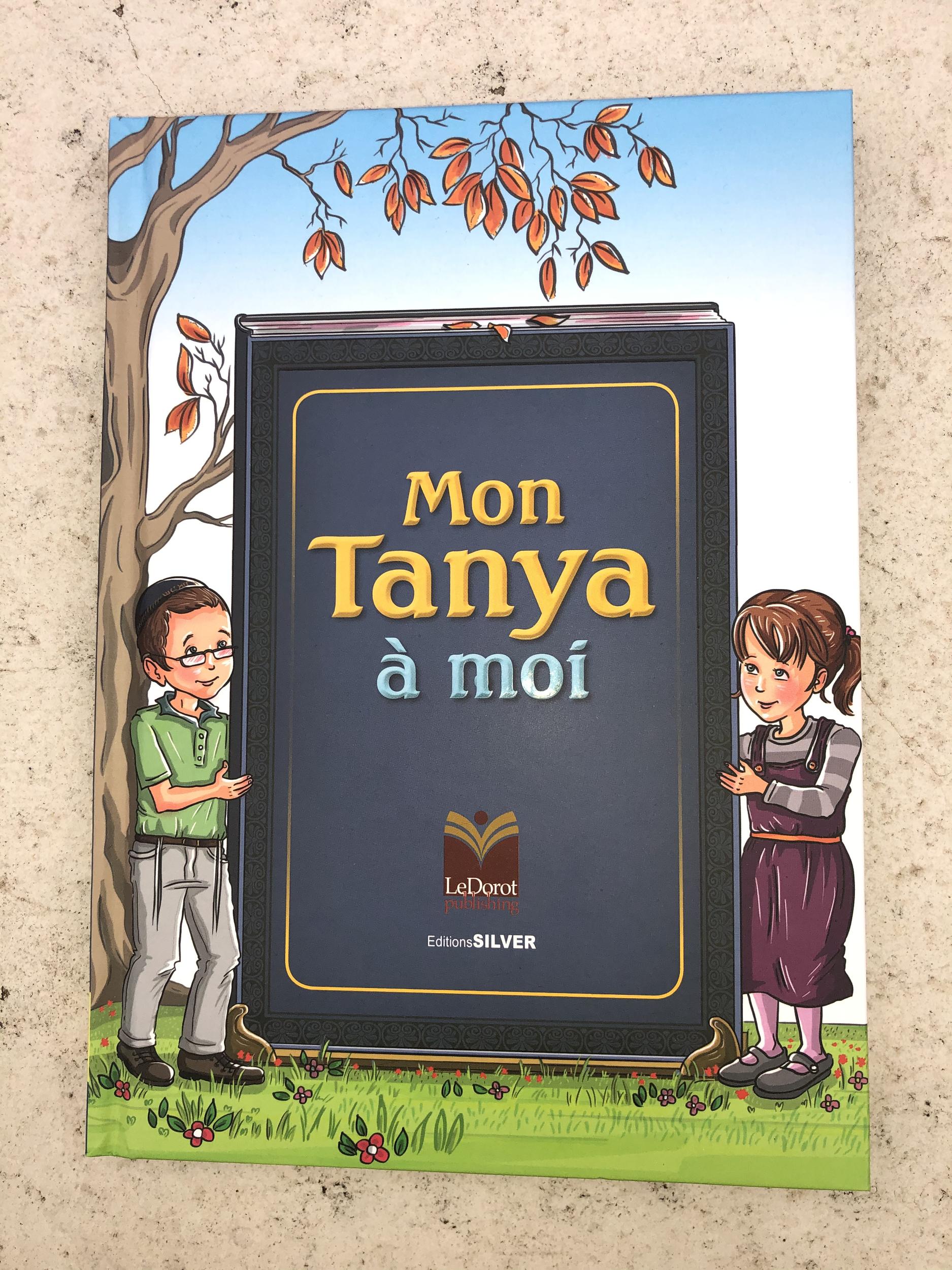 Mon Tanya à moi