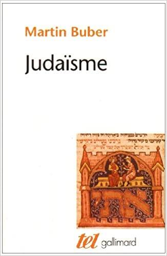Judaisme - Martin Buber