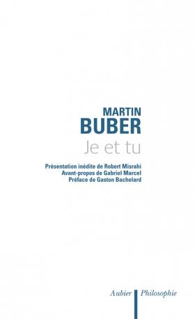 JE et TU Martin BUBER