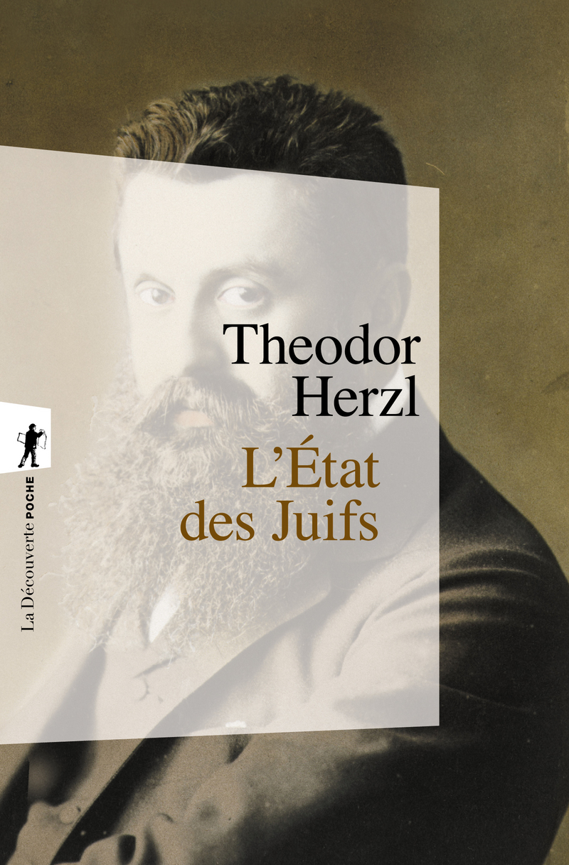 Létat des Juifs  Theodore HERZL