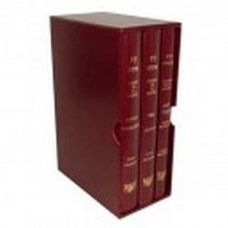 Coffret des 3 fêtes Pessah, chavouot, et Souccoth  traduit et commenté de la collection L\'arme de la parole
