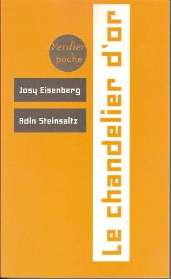 Le chandelier d\'or J.EISENBERG/A.STEINSALTZ