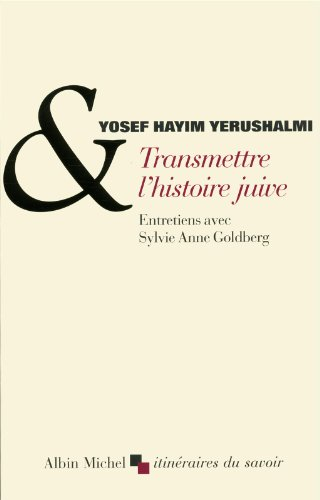 Transmettre l\'histoire Juive