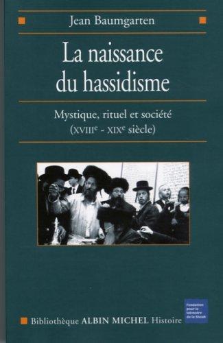 La naissance du hassidisme