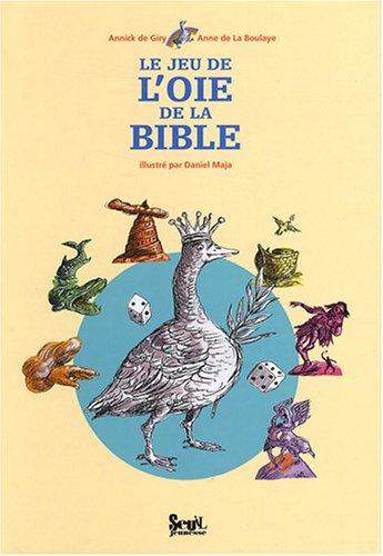 Le jeu de L\'oie de la bible