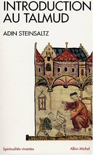 Introduction au Talmud d\'Adin Steinsaltz