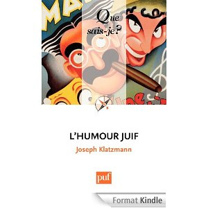L\'humour Juif Collection que sais-je