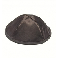 Lot de 50 Kippot en Satin Noir.