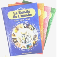 Collection La ronde de l'année (4 volumes)