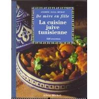 La cuisine juive Tunisienne