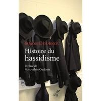 Histoire du hassidisme de Simon Doubnov