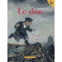 Le don (1 livre + 1 CD)