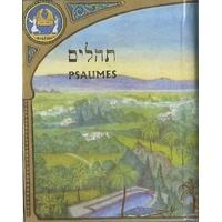 Tehilim pocket (8 x 6.5 cm) traduit et lisible