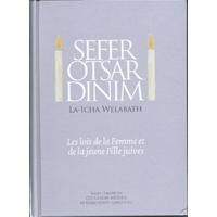 Otsar Dinim, lois de la femme juive