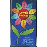 Jeu de 7 familles sur les fêtes juives