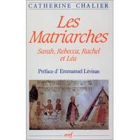 les Matriarches Sarah, Rebecca, Rachel et Léa de Catherine Chalier