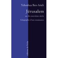 Jerusalem de Yehoshua Ben Arieh