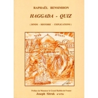 Haggada quiz de Raphael Bensimhon